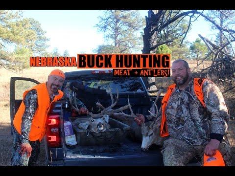 Nebraska Deer Rifle Hunting