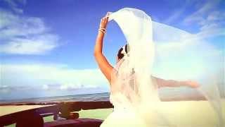 Клип свадьбы в Доминикане, на пляже Хуанийо. Виктория и Вадим(, 2015-09-10T12:13:57.000Z)