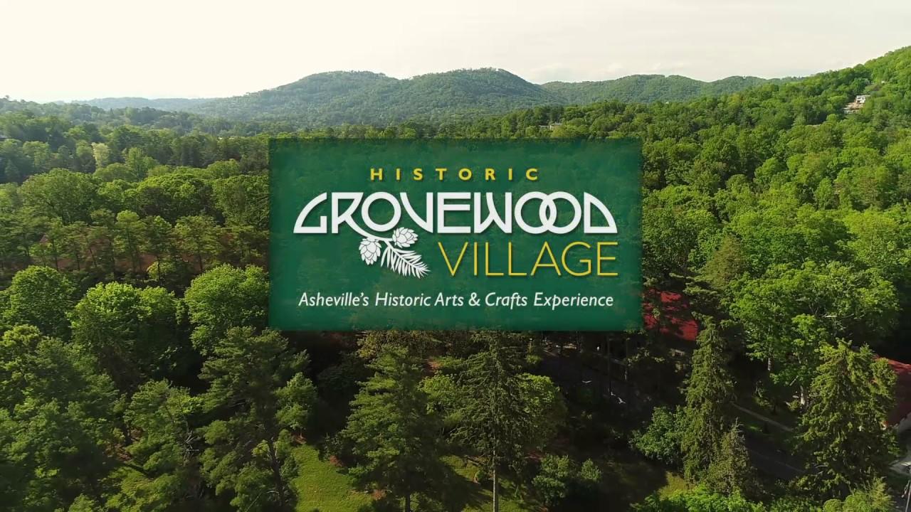 Grovewood Village | Asheville's Historic Arts & Crafts Destination