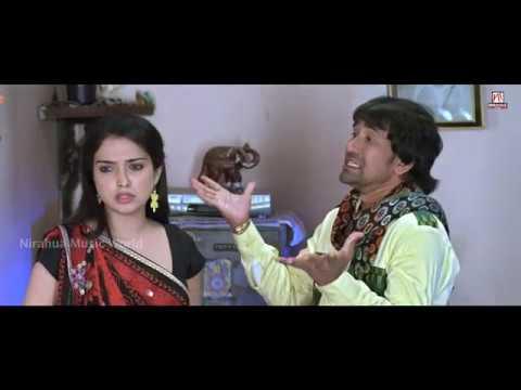 Katili Nachaniya Rahe | Nirahua Hindustani Comedy Scene | Dinesh Lal Yadav