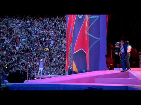 Rolling Stones - Beast of Burden LIVE HD Tempe, Arizona