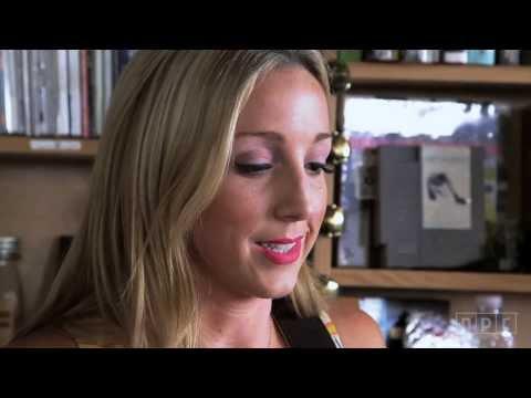 Ashley Monroe: NPR Music Tiny Desk Concert