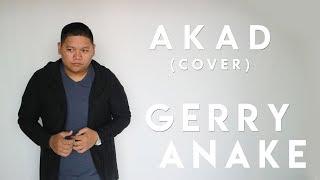 PAYUNG TEDUH - Akad (Cover) GERRY ANAKE