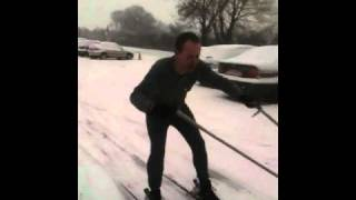 Snow Joke Part 1 Daz Pug Skiing