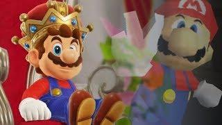 Super Mario Odyssey 64 HD