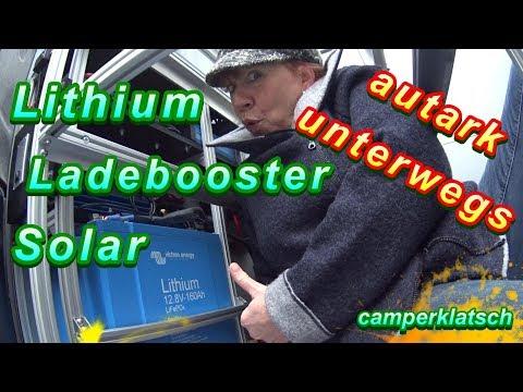 die Wahrheit über Lithium Batterie im Wohnmobil I 3 Jahre Praxis Erfahrung I so haben wir's gebaut