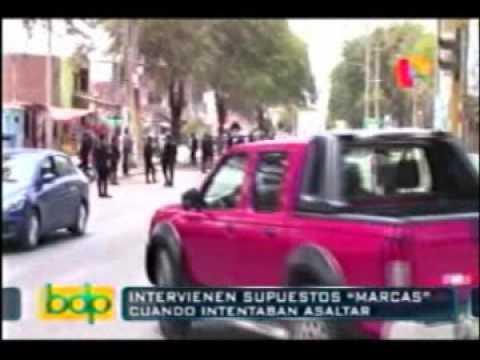INTENTARON ASALTAR GRIFO DE CATACAOS