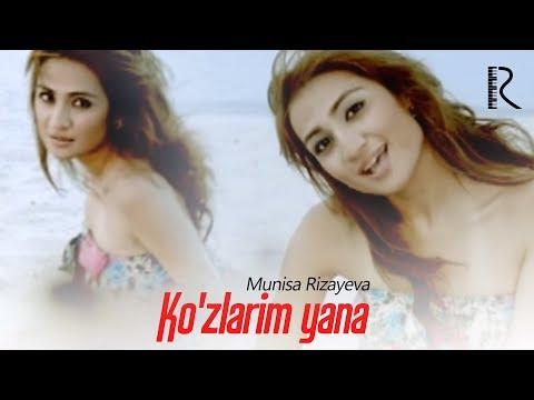 Munisa Rizayeva - Ko'zlarim yana (Official Music Video)