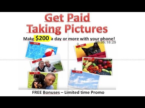 Make Money Fast in Berkeley Taking Mobile Phone Pictures