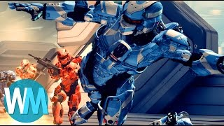 Top 10 Halo Multiplayer Maps