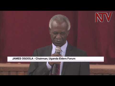 Elders Forum sets May as the month for National Dialogue in Uganda