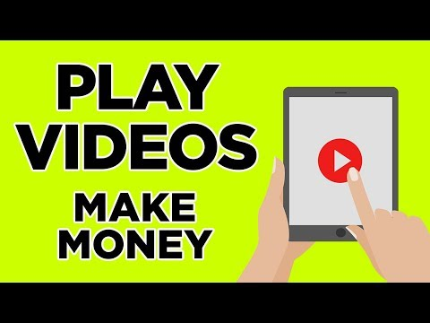 Play Videos And Earn Paypal Deposits **Working** 2018