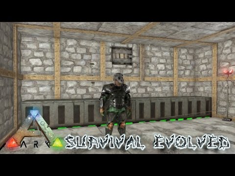 ARK: Survival Evolved PS4 - AIR CONDITIONER INSTALL!!! S2E39