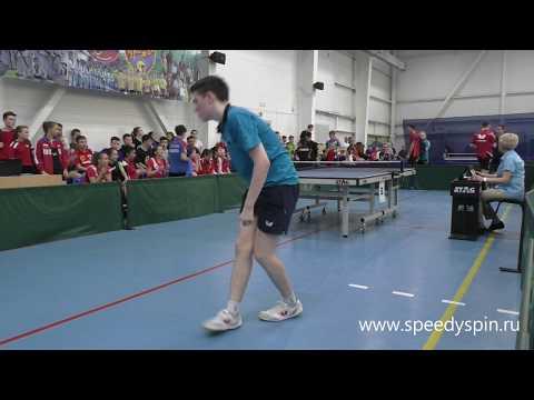 Rogkov - Anohin.Russia National Cadets Championship 2018. FHD