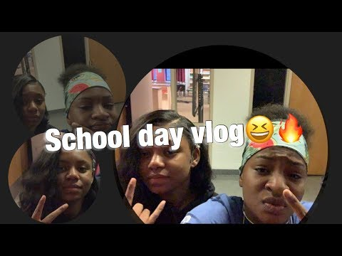 A day at River Rouge high school ft. my bestiee