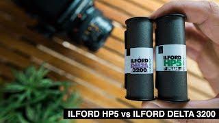 New favorite film? HP5 vs Delta 3200 ~ Ilford ~ Bronica SQ-Ai