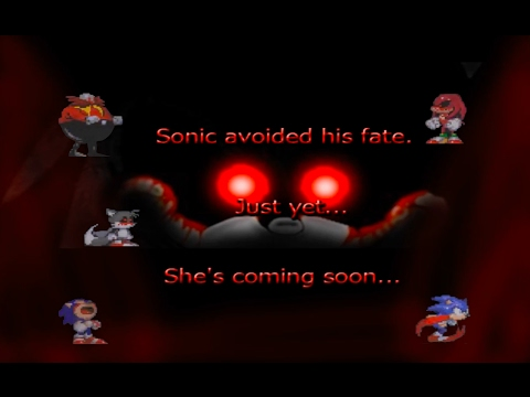 Sonic.exe 'Nightmare Version' Finale!!! GOOD ENDING!!!