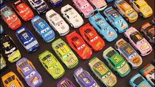Gambar cover All Cars 1 & Cars 3 Piston Cup Stock Car Racers - Comparison