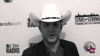 Justin Moore on his favorite Christmas music | Rare Country