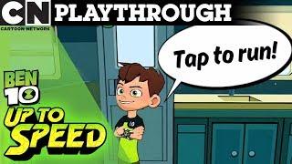 Ben 10 | Ben 10 Up To Speed App Playthrough  | Cartoon Network UK 🇬🇧