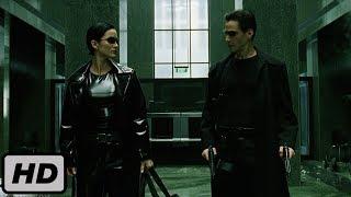 Перестрелка. Матрица. (8/10) | 1999 | HD
