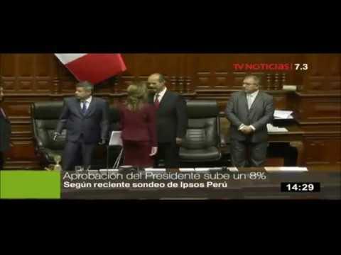Ipsos Perú: Aprobación del presidente Kuczynski sube ocho puntos