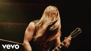 Black Label Society - Trampled Down Below (Official Video)