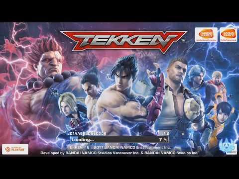 tekken - STEVE VS BIKER Gameplay On Mobile Phone - Game Record