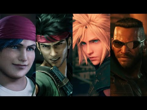 Final Fantasy 7 Remake Vs Original - 15 BIGGEST Story Changes You Need To Know