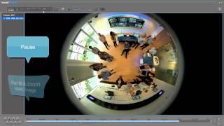 Samsung Techwin представляет новую камеру с углом обзора 360°/180°(Новая трёхмегапиксельная сетевая камера SNF-7010 предоставляет пользователю возможность выбрать один из..., 2014-01-23T15:31:48.000Z)