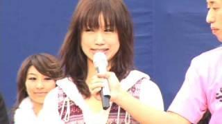10/19に赤坂サカスで行われた、2008年のミスコレイベント「Miss Colleci...