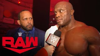 Bobby Lashley & MVP promise absolute carnage ahead of WWE Title Match: WWE Exclusive, Feb. 22, 2021