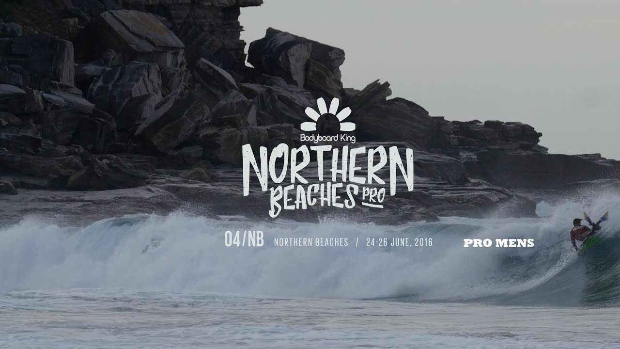 Bodyboard King Northern Beaches Pro - Pro Mens - Highlights (Official Video)
