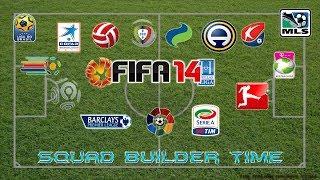 FIFA14 | SQUAD BUILDER TIME #6 | LIGA BBWA LOW COST | MODULO DISCUTIBILE, QUALITA