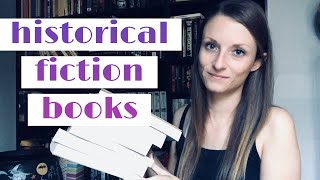 Historical Fiction Recommendations