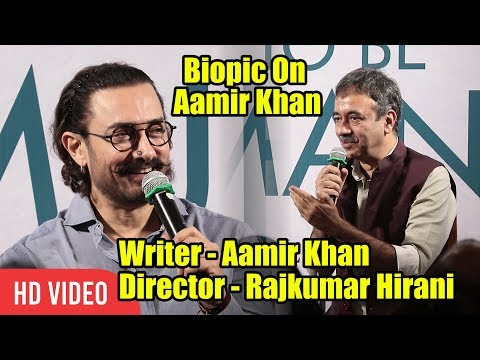 Biopic On Aamir Khan Soon... ?  Aamir Khan  Rajkumar Hirani