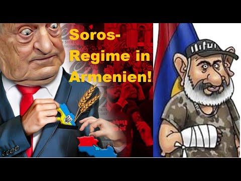 Soros Regime In Armenien Marionetten Der Usa Nato Youtube