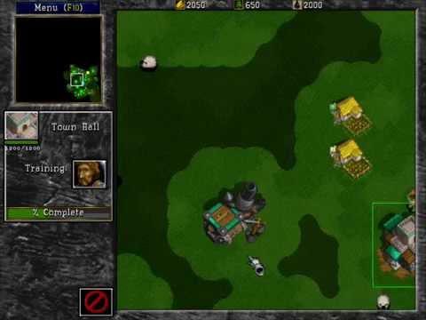 Warcraft II: Tides of Darkness - Human Mission #8