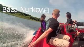 Jezioro Głębokie Baza Extreme Dive