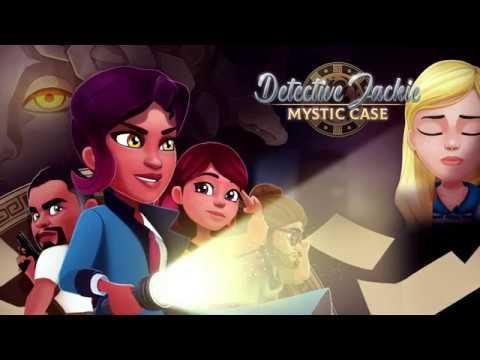 Detective Jackie - Mystic Case | Official Trailer