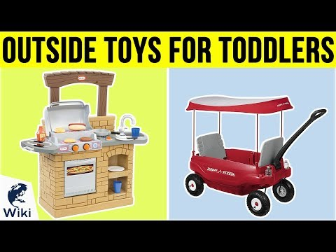Top Preschool Toys for Outside Play