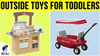 10 Best Outside Toys For Toddlers 2019