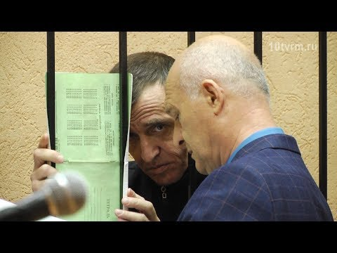 Суд над пьяным водителем | Trial of a drunk driver