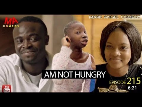 MARK ANGEL COMEDY – AM NOT HUNGRY (EPISODE 215) (MARK ANGEL TV)