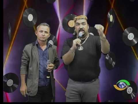 Luzimar Alves Canta Seus Sucessos No Programa Só No Vinil Na TV