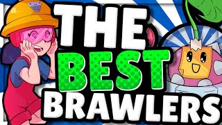 BEST Brawlers for EVERY Mode! | Brawl Stars PRO Tier List V18