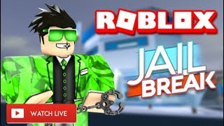 😃 ROBLOX JAILBREAK LIVE STREAM! 😃 | COME PLAY WITH US! | ROBLOX Live 🔴
