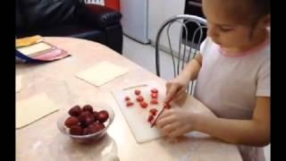 Кулинарный урок от Ярославы (lesson 1)