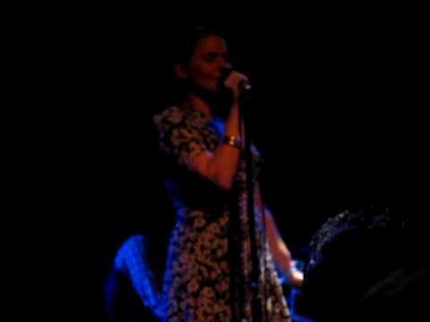 Emiliana Torrini - Fisherman's Woman 3/30/09 Hollywood Troubadour