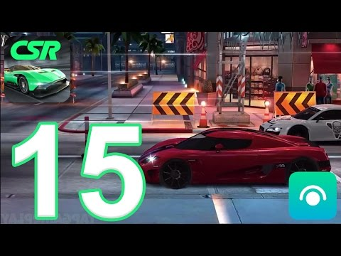 CSR Racing – Gameplay Walkthrough Part 15 – Tier 5 Completed (iOS, Android)
